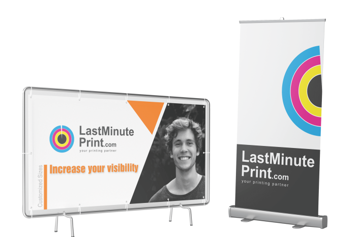 Last minute print, banner, same day service, best price in London