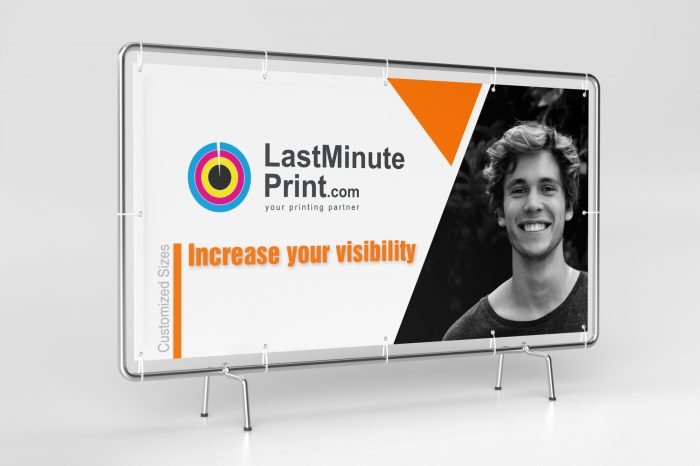 pvc banner, lastminute print, print in london, same day printing